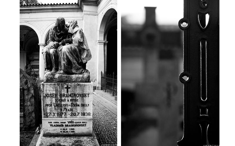 Cementerio Vysehrad